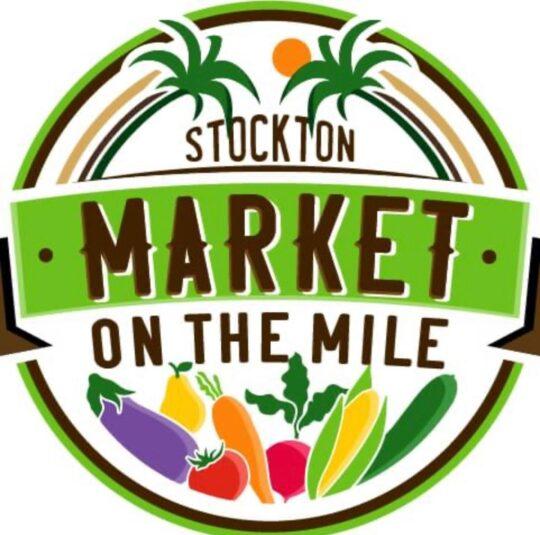Market on the Mile Logo